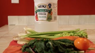 Saving Money In The Home - E07 Diy Fruit And Vegetable Wash