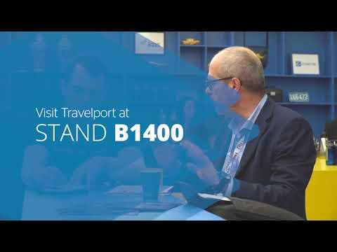 Business Travel Show 2018 promo for Travelport