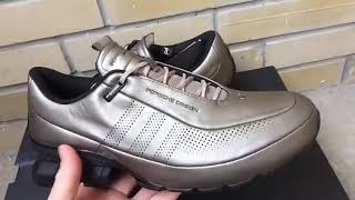 ADIDAS Porsche Design BOUNCE S4 LEATHER арт: B34167