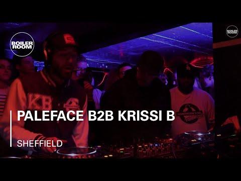 Paleface b2b Krissi B Boiler Room Sheffield DJ Set