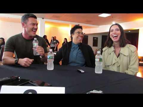 NYCC 2017: Professor Marston & the Wonder Women