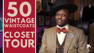 Shopping My Vintage Closet - Vests