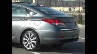 Hyundai Auto Azerbaijan. Hyundai i 40