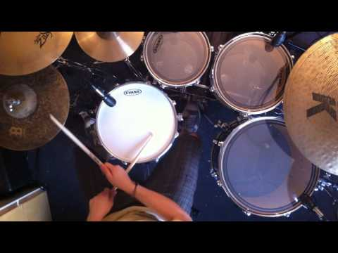 Nirvana - Smells Like Teen Spirit (Drum Cover by Vincent Golly)