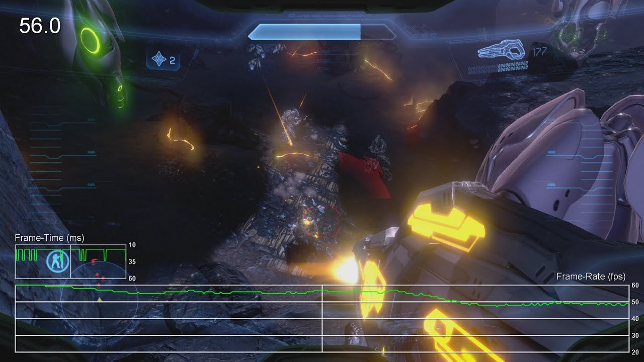 Digital Foundry: Hands-on with Halo: The Master Chief