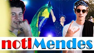 Shawn Mendes apoya a Brasil en el mundial *notiMendes*