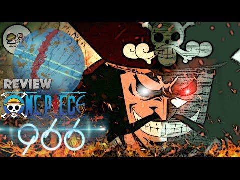THE END Of ROGER Journey & THE NEW ERA!!! ( One Piece 966 First React )