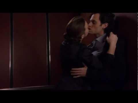 3-Dan & Blair Elevator Sex Kiss#12 thumbnail