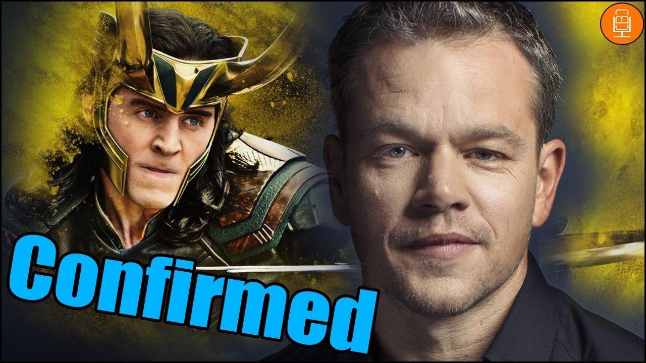 Matt Damon In Thor Rag...
