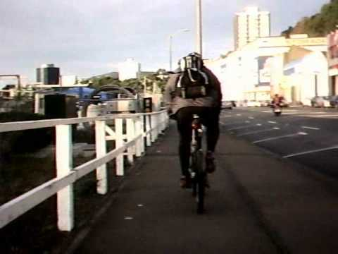 Wellington Cycling: Home-Office - Day 2