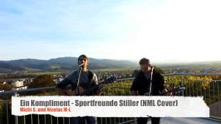 Hey guys, above the rooftops of Denzlingen Michi and me recorded th...