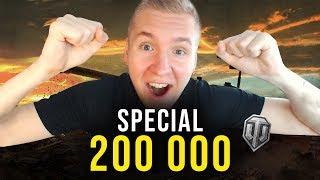 200 000 WIDZÓW - NAJWIĘKSZY GIVEAWAY W WOT !!!