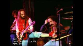 Good Rats Live At The Bottom Line     April 1, 1978 - Late Show