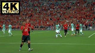 4K Man Utd. Vs. Inter Milan, Champions Cup Highlights