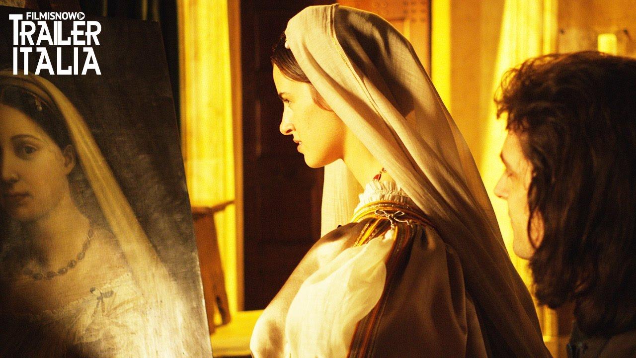 Angela Curri raffaello - il principe delle arti - in 3d | angela curri è la fornarina