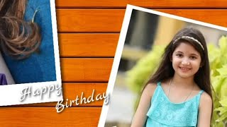 Happy Birthday Status | Birthday Song | Little baby Birthday Status | Birthday Status  video 😘❤💫