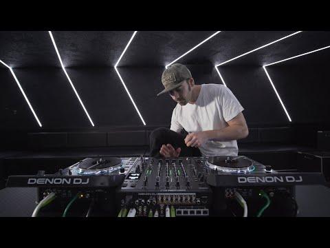 JFB performance: Denon DJ SC6000M Media Players & X1850 Professional DJ mixer