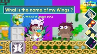 Giving My Fans A Pair of Wings at Blarney St.Patrick Growtopia