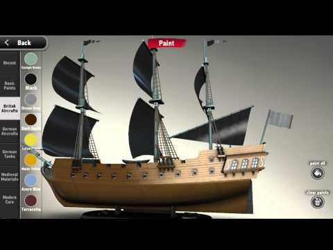 Monzo Pirate Ship BLACK DIAMOND (Samsung Note 3 SM-N9005) [HD 720p]