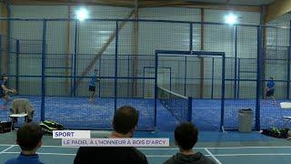Yvelines | Sport : Le Padel à l'honneur à Bois d'Arcy