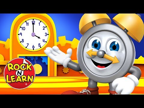 Telling Time to the Half Hour | Songs and Rhymes