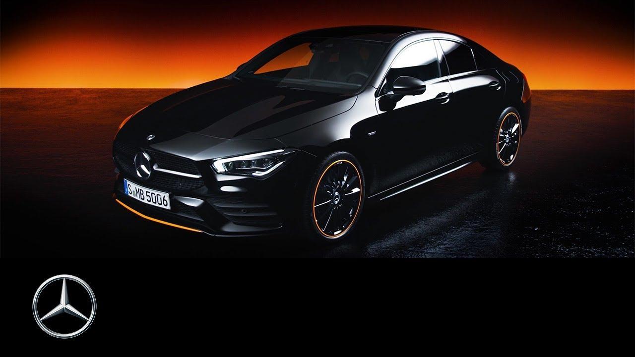 Mercedes-Benz CLA Coupé (2019): World Premiere | Trailer
