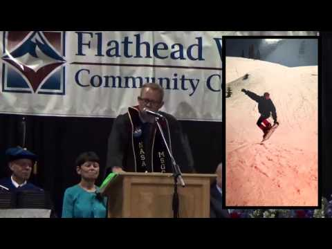 2015 Commencement Speech from Andrew Crawford