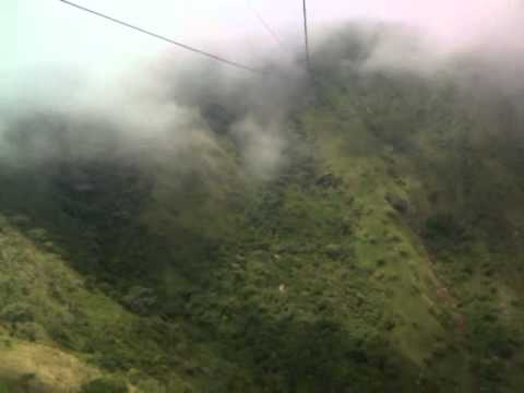 A view of Obudu Ranch, Cross River State. )