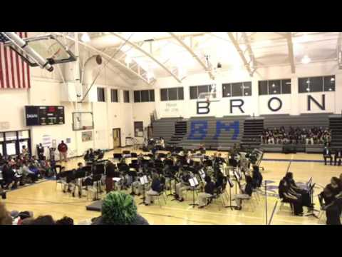 Bennett's Mill Middle School 6th Grade Symphonic Band