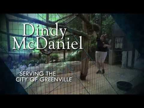 Serving the City of Greenville: Dindy McDaniel