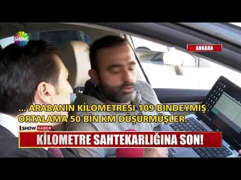 KM HUNTER - KİLOMETRE SAHTEKARLIĞINA SON - SHOW TV 12 OCAK 2020