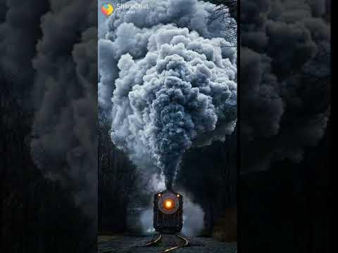 Train 3d watsup status   soulful song   addicting feel