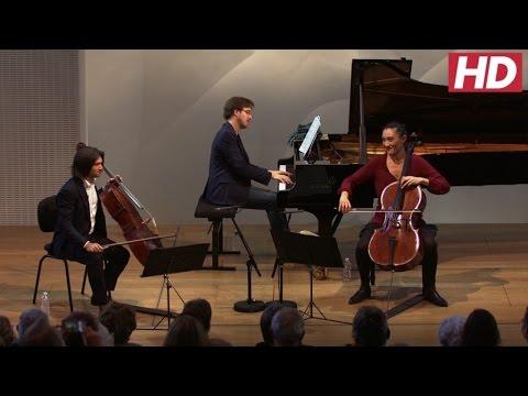 Master class: Gautier Capuçon - Dvořák's Cello Concerto - Fondation Louis Vuitton