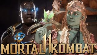 Mortal Kombat 11 - Evaluation Of The 'New' Characters! Breakdown/Analysis