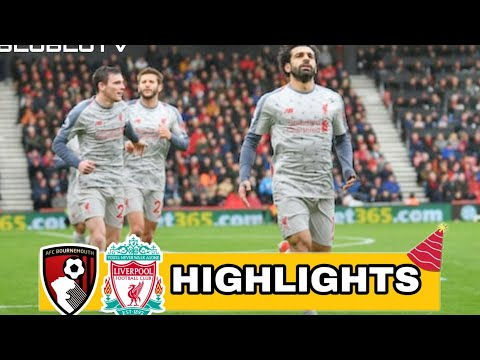 Bournemouth vs Liverpool  (0:4) Highlights | Spors Mp3