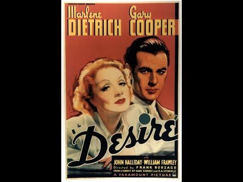 Desire 1936  Gary Cooper