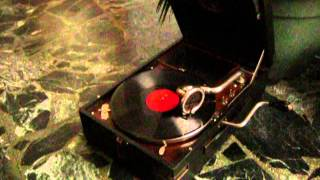 HMV 101 - Evelyn Knight - Brush those tears from your eyes - 78 rpm
