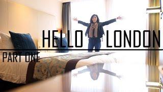 Hello London! | Part1 | XanaVlogs
