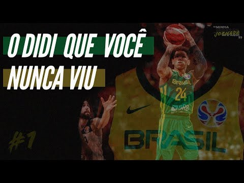The #35 pick from the 2019 Draft Didi Louzada is making a video series on YouTube of his trajectory to get into the NBA (Portuguese w/ english subtitles)