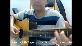 Thang Tau lai (Kan Guo Lai) - [Guitar solo fingerstyle] [K'K]