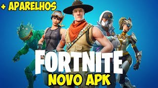 💣 FORTNITE Mobile COMPATIVEL with phones OFF LIST Download