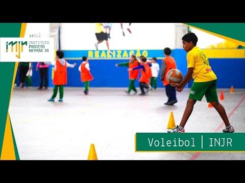 Voleibol - Olimpíadas | Instituto Projeto Neymar Jr.