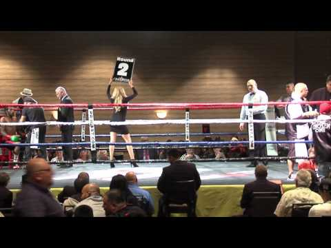 Taif Harris vs Vernon Brown presented by All Star Boxing on 6-17-2017