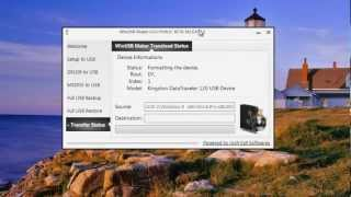 Create Windows 8 Bootable USB Drive from ISO Image