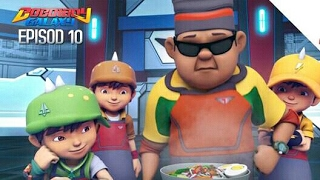 BoBoiBoy Galaxy Episode 10 - Ujian Kental | FULL 2017