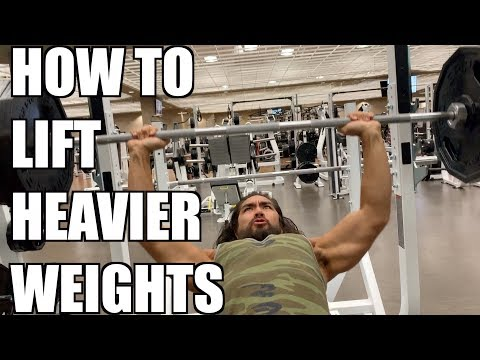 HOW TO START LIFTING HEAVY WEIGHTS IN THE GYM