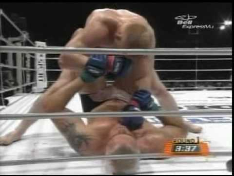 Semmy Schilt vs Sergei Kharitonov PRIDE Critical Countdown 2004