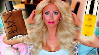 MY BEAUTY SECRETS! Tanning Drama, Best Mascara & MORE! | Gigi