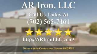 Security Doors   Powder Coating  Fence Gates Ar Iron Llc Las Vegas   5-star Excellent Review