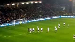 Video Gol Pertandingan Burnley vs Aston Villa
